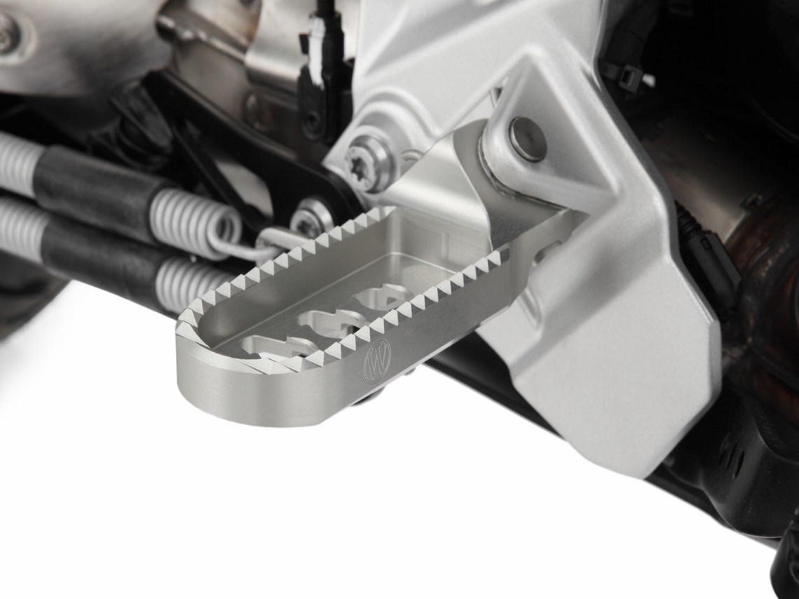 Puig 7206N Footrest Fixation Rider Right//Left F800Gt 13C