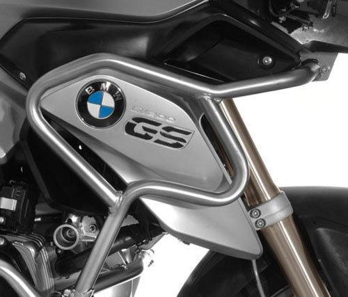Touratech Stainless Upper Bars R1200GS LC 2013 To 2016