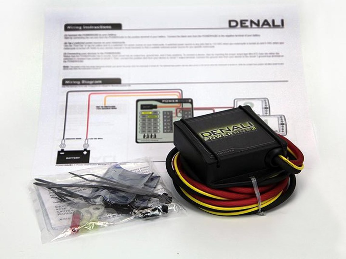 Denali Power Hub Fuse Block With Wiring Harness