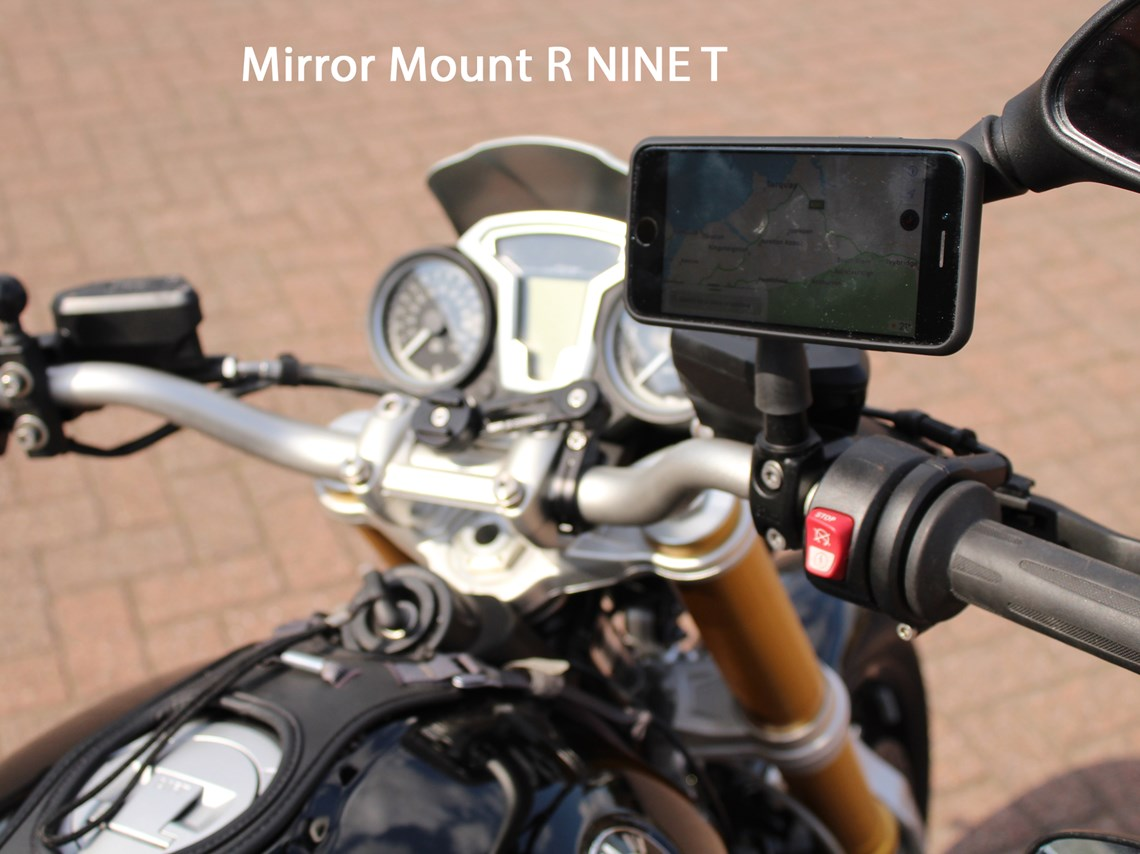 SP Connect 53136 Mirror Mount for SP Connect Cases