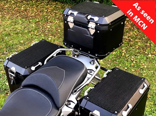 Nippy Normans top box and pannier mat kit (3 pieces) R1200Adventure LC, R1250 Adventure, F850 Adventure