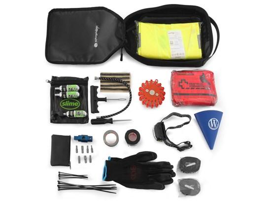 Wunderlich Cordura inner bag for tool box with breakdown kit