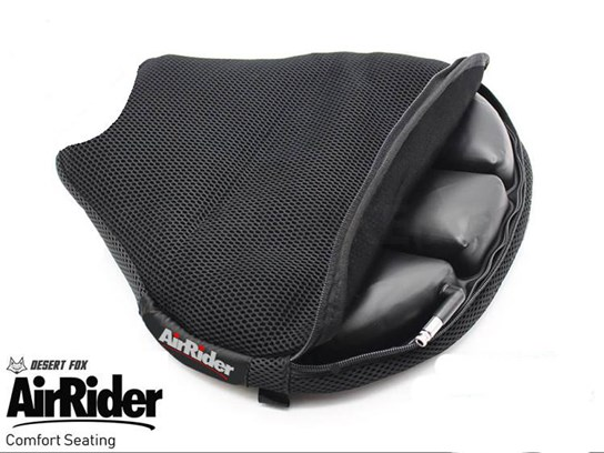 Desert Fox AirRider - Rider Seat Cover