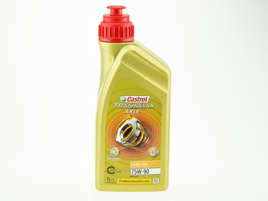 Castrol Transmax 75/90w synthetic bevel box/gearbox oil (1 litre)