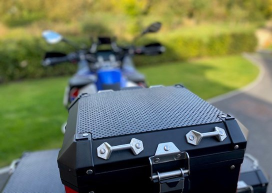 Nippy Normans top box mat kit (1 piece) R1200Adventure LC, R1250 Adventure, F850 Adventure and more