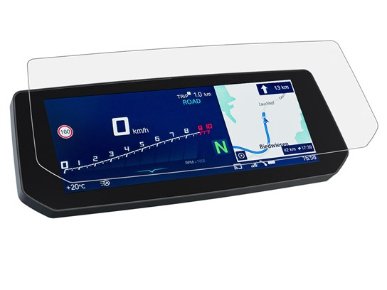 Speedo Angels Ultra Clear AND Anti-Glare R1250RT (2021 on) Dashboard Screen Protectors