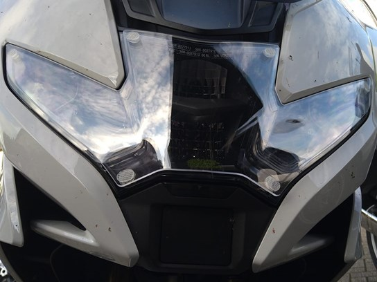 Nippy Normans headlight cover shield  R1250RT (2021 on)