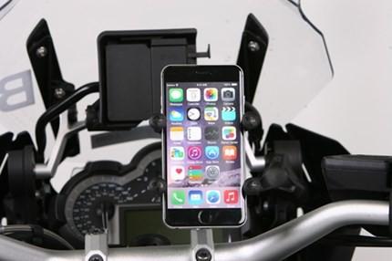 Ram X-Grip smart phone and sat nav holder