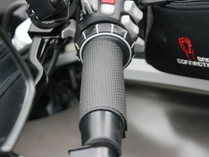 Grip Buddies vibration elimination grip covers -Honda Gold Wing 1100, 1500, 1800