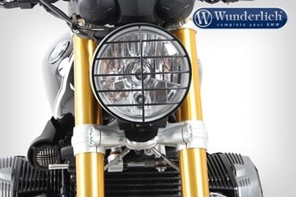 Wunderlich headlight grill - R NINE T  (black)