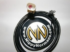 Hard wiring kit for Zumo 550 into the BMW harness