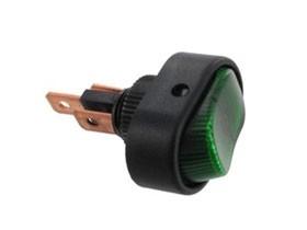 Wunderlich spotlight switch - universal