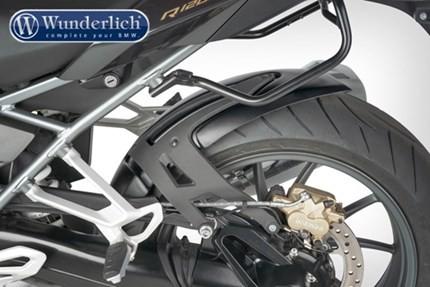 Xtreme rear mudguard (matt black) - R1200R LC, RS LC  2015 on