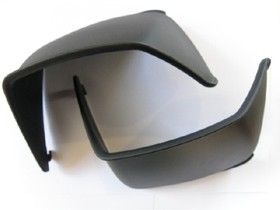 Nippy Normans hand guard extenders for R1200GS/Adventure ('08 to 2012)