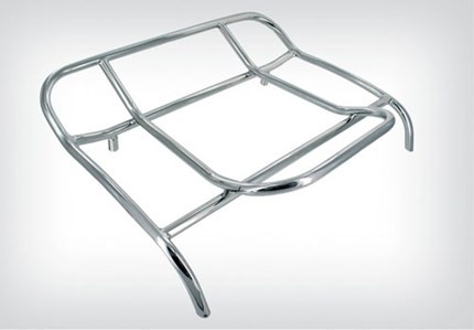 Wunderlich top box rack (chrome)  - R1200RT( to '13), K1200GT, K1300GT, R1200RT LC 2014 on, R1250RT