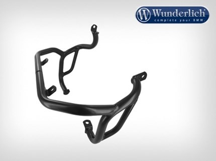 Wunderlich basic engine bars (black)  - F800R  all years (NOT WITH BELLY PAN)
