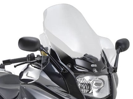 GiVi touring screen F800GT (clear)