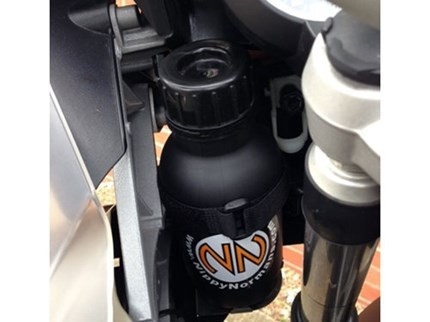 Nippy Normans emergency oil bottle R1200Adventure LC, R1250 Adventure