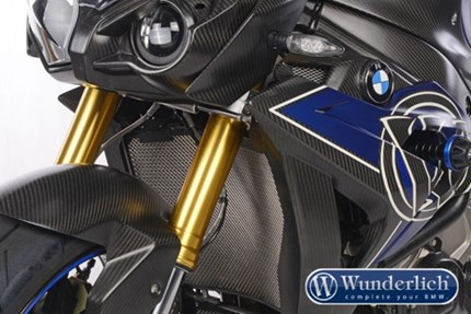 Wunderlich water cooler grill - S1000R/RR, S1000XR