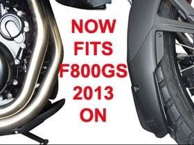 Avant Fender Extender - F650GS (twin), F800GS/Adv (including 2013 on)