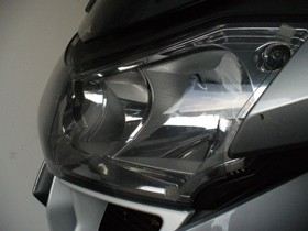 Headlight protector (clear) - R1200RT 2010 to 2013