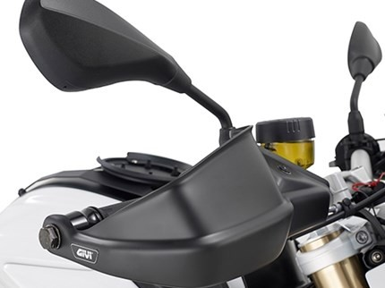 GiVi hand guards (black) - F800R 2015 on