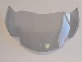 Headlight protector (clear) - K1600GT/GTL, K1600 Bagger