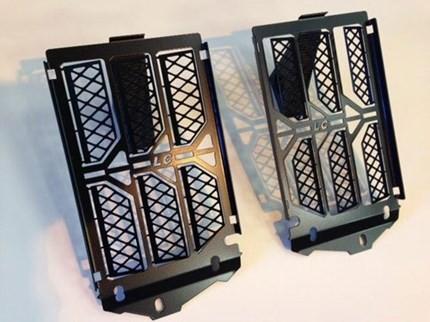 Cymarc R1200GS LC/LC Adv./1250GS/1250 Adv. Radiator protectors (pair - black)