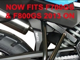 MachineArt MudSling - F650GS 08 on, F700GS/800GS  (including 2012 onwards)