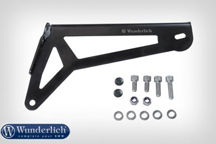 Wunderlich exhaust bracket (black) - R NINE T