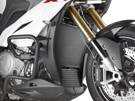 GiVi radiator guard S1000XR (water radiator and oil cooler)