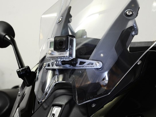 Wunderlich Go Pro Mount - R1200RS LC 2015 onwards