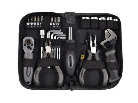Underseat tool kit - professional