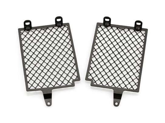 Rizoma radiator grills (black) - R1200GS and Adventure LC 2013 on
