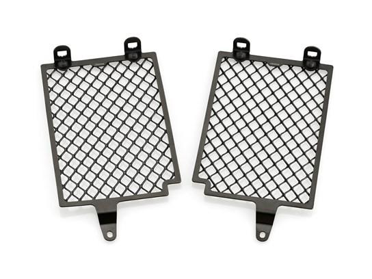 Rizoma radiator grills (black) - R1200GS and Adventure LC 2013 on