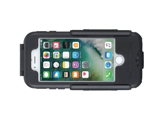 "Bike Console waterproof case for iPhone 7 with Ram 1"" ball"