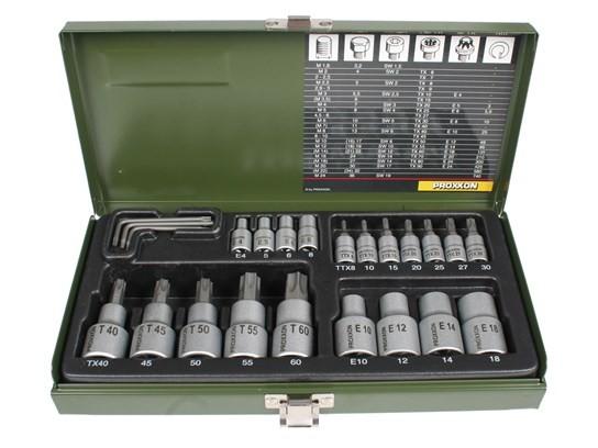 Proxxon Torx Socket Set