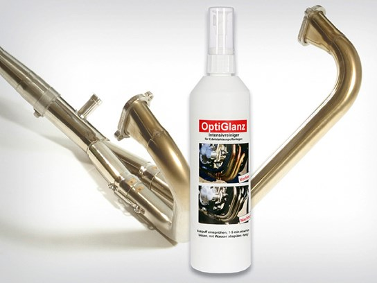 OptiGlanz Stainless Steel cleaning solution 250 ml