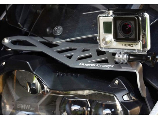 Wunderlich Go Pro Mount - R1200GS LC 2013 to, (NOT 2017 on), Adv. LC 2014 on