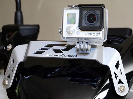 Wunderlich Go Pro Mount - R1200R LC  2015 on, R1250R