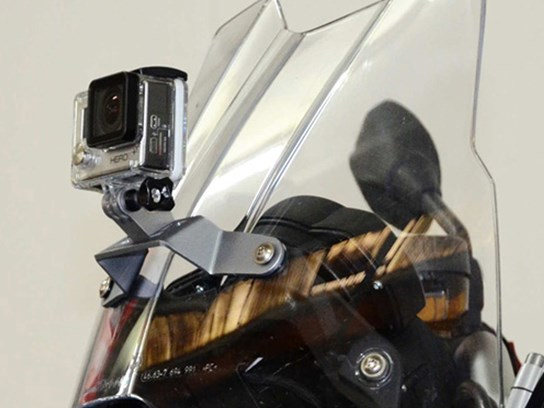 Wunderlich Go Pro Mount - F800GS (not F800 Adventure)