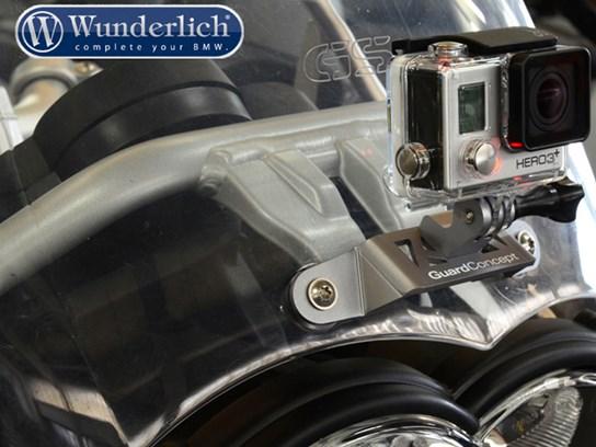 Wunderlich Go Pro Mount - R1200GS 2004 to 2012, R1200 Adventure 2005 to 2013