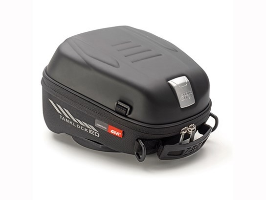 GiVi Lockable Expanding Sport bag (needs tank filler ring to fit)