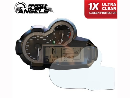 Speedo Angel Ultra Clear screen protector – R1200GS LC/Adventure LC