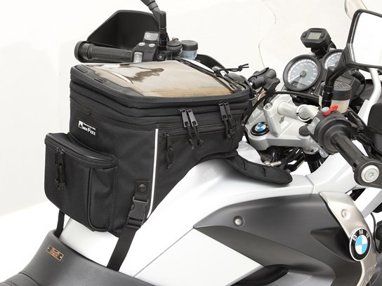 Moto Fizz Rally Tank Bag