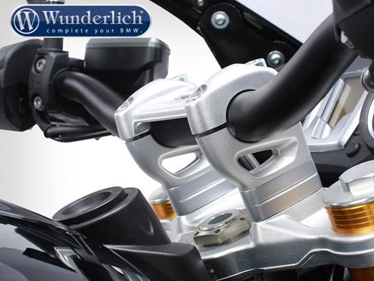 Wunderlich risers 20mm R NINE T 14 on, Scrambler, Pure, G/S Urban, K1600B/GA