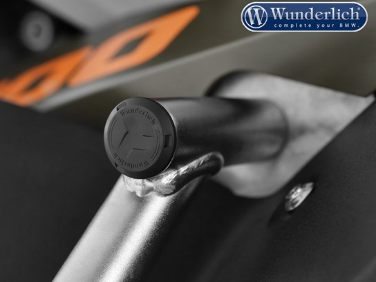 Wunderlich tank bar end plugs bungs R1200 Adventure LC 2014 on (left and right)