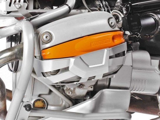 Wunderlich cylinder head protectors R1150GS and more