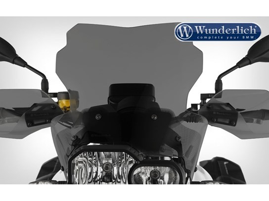 Wunderlich screen F650GS/800GS tint