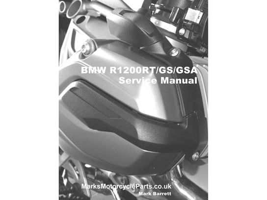 Marks Manual R1200GS LC/Adventure LC/1200RT LC